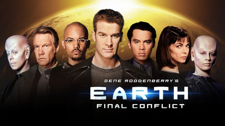 Earth Final Conflict
