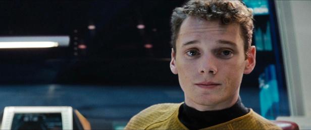 Anton Yelchin Star Trek 2009