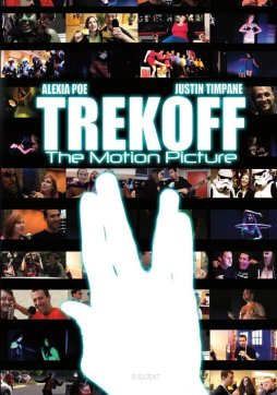 TrekOff DVD Cover