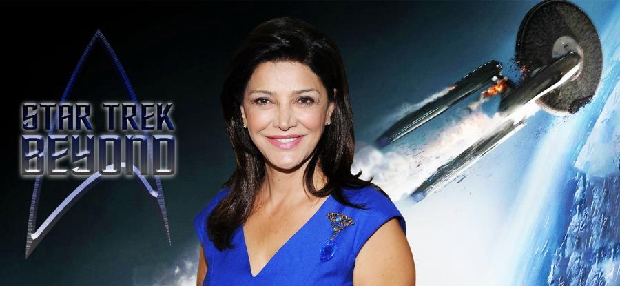 Shohreh Aghdashloo Joins Star Trek Beyond