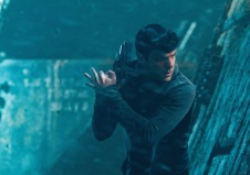 Spock in Action