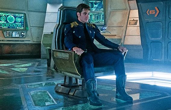 Captain James T Kirk - Star Trek Beyond