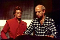 Marc Singer and Kenneth Johnson