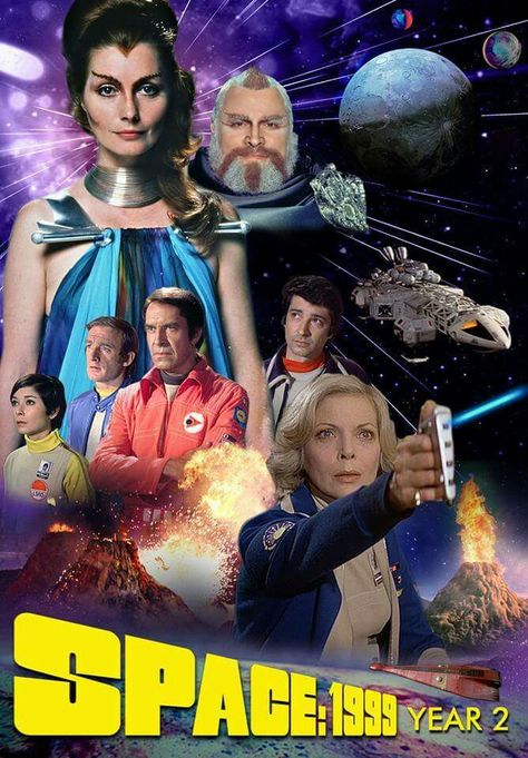 Space 1999 Montage 5