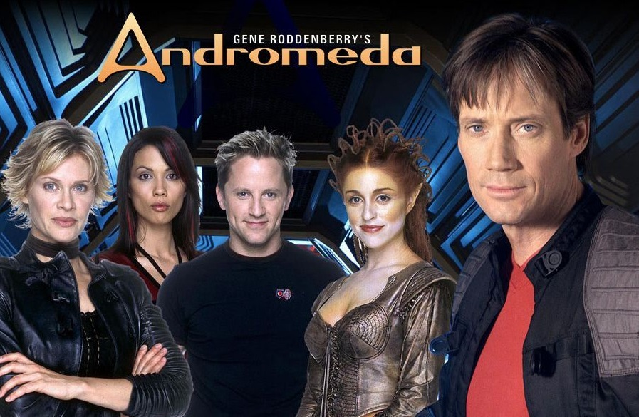 Andromeda Crew