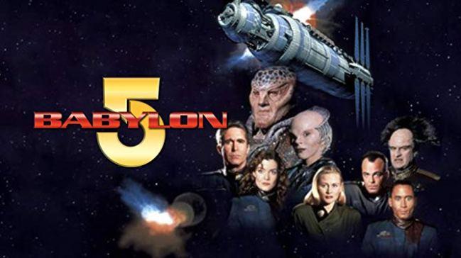 Babylon 5 Season 1 Promo