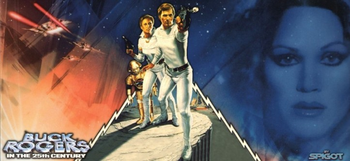 Buck Rogers in the 25th Century Promo Image
