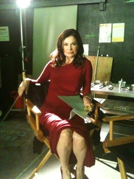 Jane Badler as Diana V Season 2