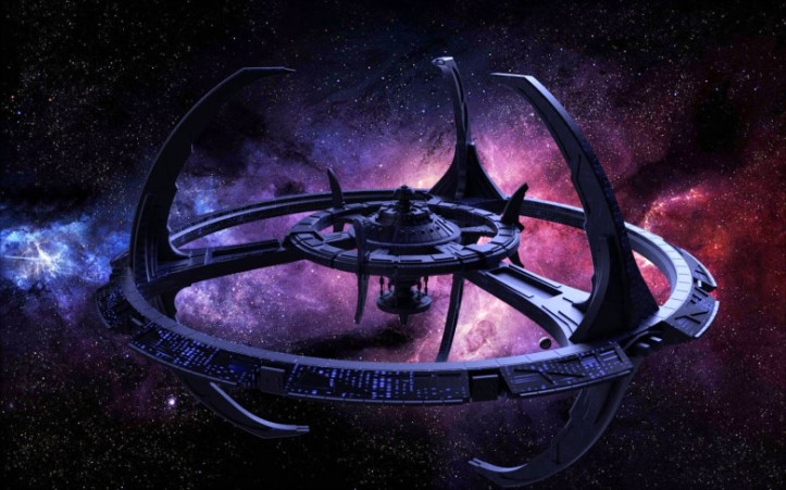Space Station Deep Space Nine