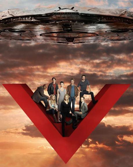 V Season 2 Cast Image