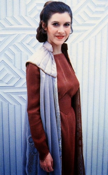 Princes Leia Organa Bespin Gown