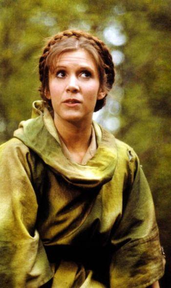 Princess Leia Organa - On Endor SWEVIROTJ